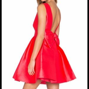 Kate Spade Open Back Bow Dress size 2